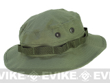 Matrix Lightweight Rip Stop Jungle Boonie Hat (Color: OD Green / Medium)