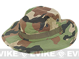 Matrix Lightweight Rip Stop Jungle Boonie Hat (Color: Woodland Camo / Large)