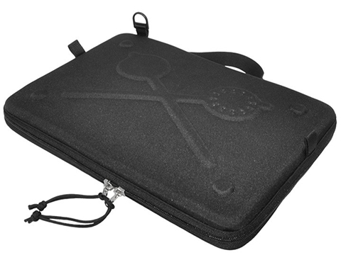 Hazard 4 Armadillo Covert Pistol Case (Color: Black)