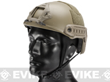 Emerson Bump Type Tactical Airsoft Helmet (MICH Ballistic Type / Basic / Dark Earth)