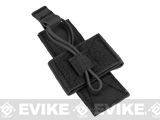 Condor Velcro Universal Wrap-Around Holster - Black