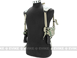 Matrix Tactical Modular Dual Pistol Shoulder Holster - (ACU)