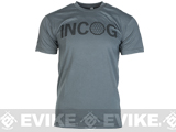 z Haley Strategic Partners HSP Incog Tee - Disruptive Grey