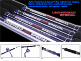Jigging Master (Spinner & Conventional) Underhead Special Rod (Model: PE3 Light / 5'6)