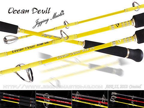 Jigging Master Ocean Devil Jigging Rod