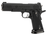Predator Tactical Iron Shrike Gas Blowback 1911 Pistol by King Arms (Color: Black / CO2)