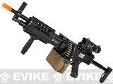Pre-Order Estimated Arrival: 09/2014 --- Knight's Armament Airsoft (KAA) Full Metal Licensed KAC Stoner 96 LMG AEG Light Machine Gun