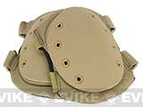 Avengers Special Operation Tactical Knee Pad Set - Tan