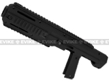 Matrix MEU Carbine Conversion Kit for 1911/MEU Series Airsoft Pistols - Black