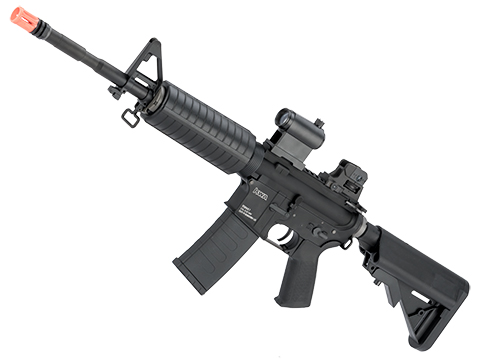KWA USA Full Metal RM4-A1 AEG3 M4 Carbine Airsoft AEG Rifle (Model: Gun Only)