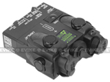 G&P PEQ Laser and Infrared Designator with IR Illuminator