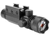 AIM Sports Green Laser Sight Aiming Module System w/ Integrated Mount