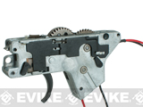 ICS Complete Lower Gearbox for MK3/M4 EBB Crane Stock Series Airsoft AEG Rifles