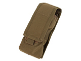 Condor Modular Accessory / Radio Pouch (Color: Coyote Brown)