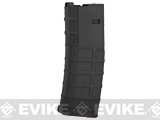 G&P PTS 39rd Magazine for G&P King Arms WA M4 Airsoft GBB Blowback Rifles - Black