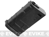 A&K 110rd Mid-Cap Magazine for M4 Series Airsoft AEG (Color: Black)