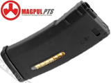 Magpul PTS 75rd Mid-Cap E-Mag for M4 M16 Series Airsoft AEG Rifles - Black (One)