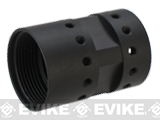 Madbull Barrel Nut for Noveske NSR Airsoft Rail Systems - TM AEG Spec
