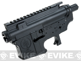 z Madbull Licensed Full Metal Primary Weapon Systems Ver. 2 Receiver for M4/M16 Airsoft AEGs - Black