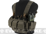 Mayflower Research and Consulting LE/Active Shooter Chest Rig - Ranger Green