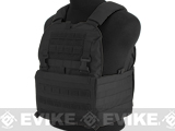 Mayflower Research and Consulting Assault Plate Carrier (Color: Black / Large-X-Large / Medium Cummerbund)