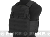 Mayflower Research and Consulting Assault Plate Carrier (Color: Black / Small-Medium / Small Cummerbund)