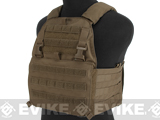 Mayflower Research and Consulting Assault Plate Carrier (Color: Coyote Brown / Small-Medium / Small Cummerbund)