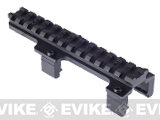 Low Profile Bi-Direction Claw Mount for G3 / MP5 / H&K Series Rifles by UTG