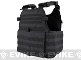 Condor Modular Operator Plate Carrier (Color: Black)