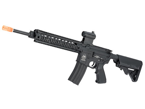S&T Full Metal BAMF M4-15 Airsoft AEG Rifle