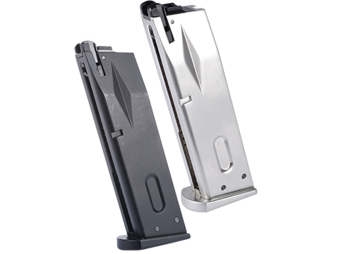 Magazine for WE Marui M9 Series Airsoft GBB Gas Blowback Pistols by WE (Color: Black)