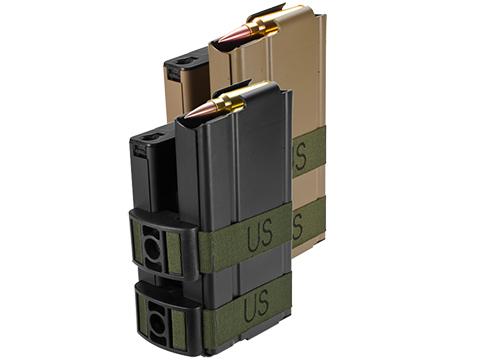 Matrix 750rd Electric Double Magazine for M14 Series Airsoft AEG Rifles