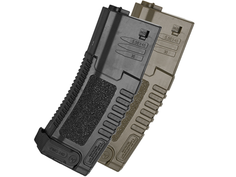 ARES Amoeba 140rd High Grade Mid-Cap Magazine for M4/M16 Series Airsoft AEG Rifles