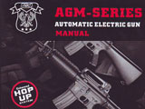 FREE DOWNLOAD -  Manual for AGM M4 & M16 AEG Instruction / User Manual