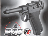 FREE DOWNLOAD - Manual For WE and Compatible Luger P08 Airsoft Gas Blowback