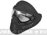 z Save Phace Full Face Tactical Mask (Diss Series) - Phantom