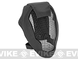 "Matrix Iron Face Carbon Steel ""Striker"" Gen4 Metal Mesh Full Face Mask - Black"