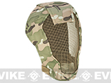 "Matrix Iron Face Carbon Steel ""Striker"" Gen4 Metal Mesh Full Face Mask - Land Camo"