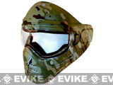 z Save Phace Full Face Tactical Mask (So Phat Series) - BOO