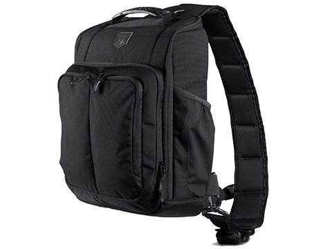 Cannae Optio Sling Pack (Color: Black)