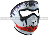 Bobster / Zan Headgear Neoprene Face Mask - Joker Trickster