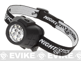 Nightstick 4602B Dual-Light LED Headlamp - Black