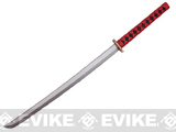 Hero's Edge Crimson and Black Foam Katana