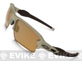 Oakley Flak Jacket 2.0 with Bronze Lenses - Desert