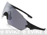 Oakley Industrial Tombstone Safety Glasses (Color: Matte Black / Grey)