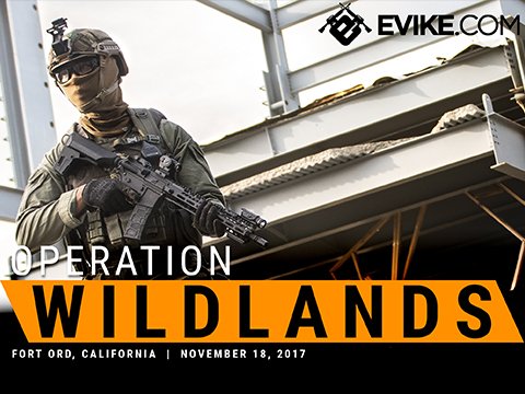 Operation Wildlands (11/18/2017 Fort Ord, CA)