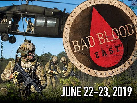 Operation Bad Blood 2019 - June 22nd & 23rd, 2019 New Milford, PA