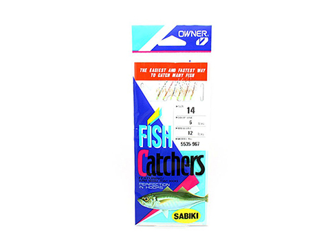 Owner 5535-987 Skin Sabiki Bait Catchers