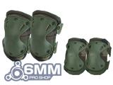 6mmProShop Tactical Knee & Elbow Pad Set (Color: Woodland)