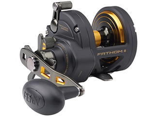 Penn Fathom II Star Drag Conventional Fishing Reel